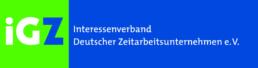 Logo vom Interessenverband Deutscher Zeitarbeitsunternehmen e.V.