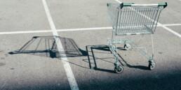 Einkauf korrekt ausgerichtet